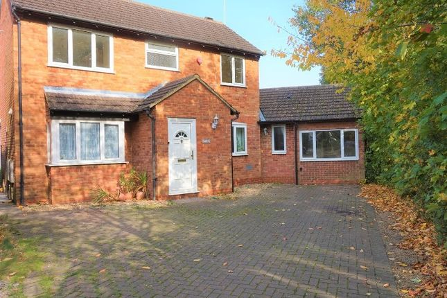Thumbnail Detached house for sale in Shorham Rise, Two Mile Ash