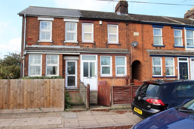 Thumbnail End terrace house to rent in Lingwell Park, Widnes, Cheshire