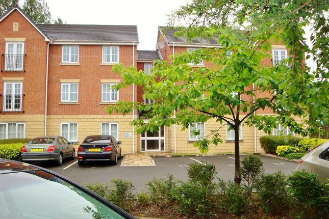Thumbnail Flat to rent in Godolphin Close, Ellesmere Park, Eccles