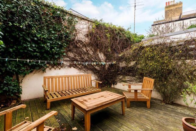 Garden of Marjorie Grove, Battersea, London SW11