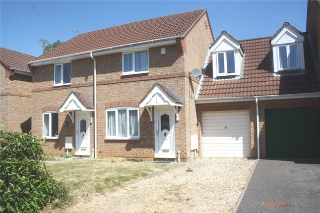 Thumbnail Semi-detached house to rent in Winchester Way, Sleaford, Lincolnshire