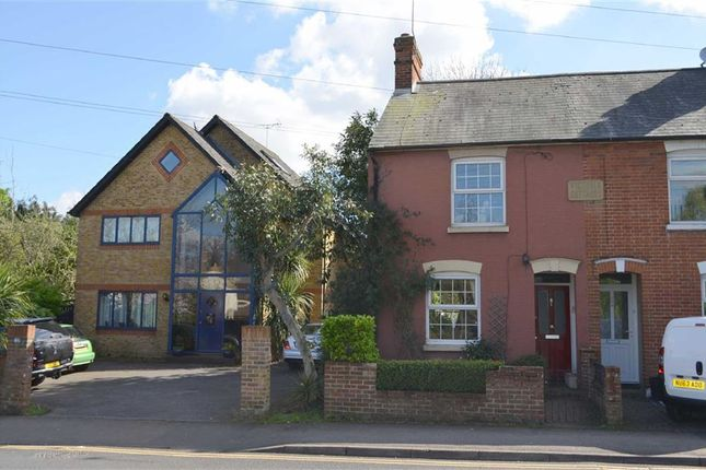 Thumbnail End terrace house for sale in London Road, Wokingham, Berkshire