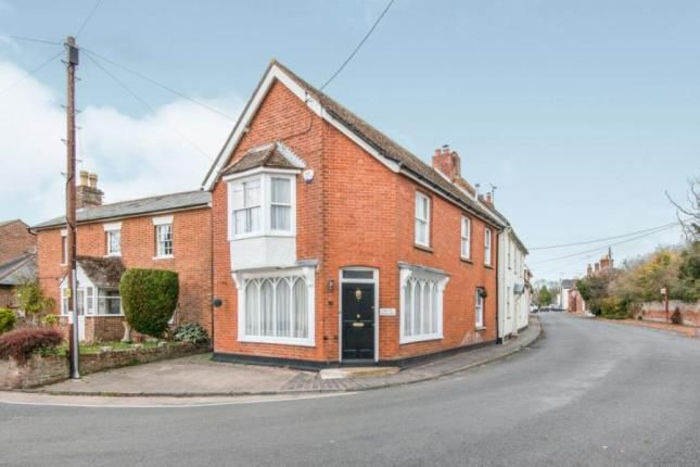 Thumbnail Semi-detached house for sale in Broughton, Stockbridge, Hampshire