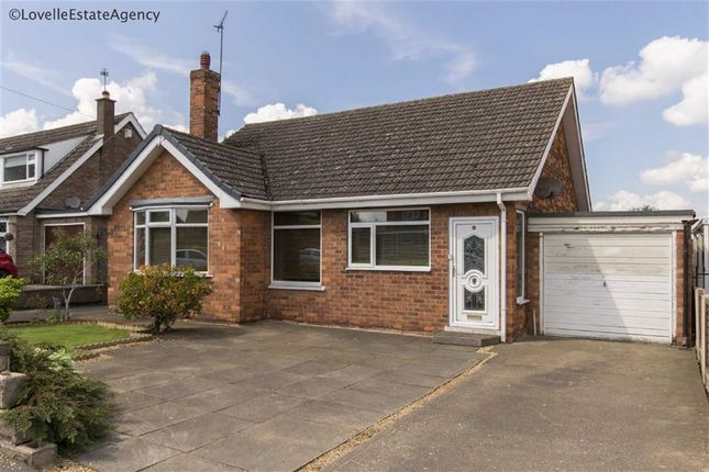 Thumbnail Bungalow for sale in Chancel Road, Scunthorpe