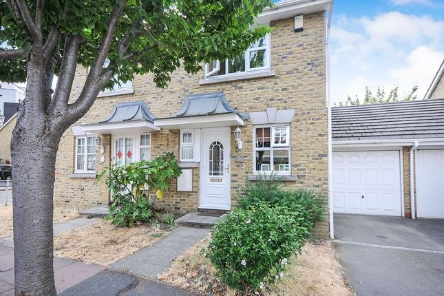 Thumbnail Semi-detached house to rent in Woldham Road, Bromley