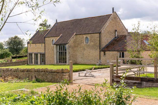 Thumbnail Barn conversion for sale in Upper Baggridge, Wellow, Bath