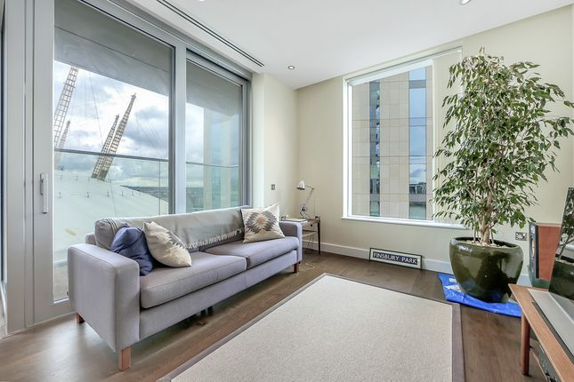 Thumbnail Flat to rent in Arora Tower, 2 Waterview Drive, London