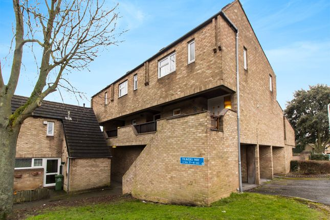 Thumbnail Maisonette for sale in Travers Way, Pitsea