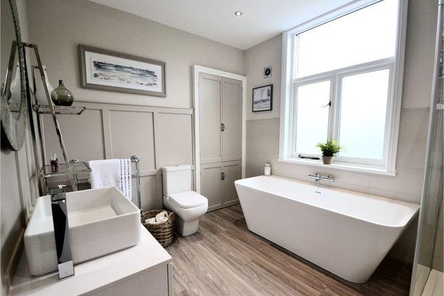 Bathroom of The Crescent, Davenport, Stockport SK3