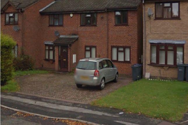 Thumbnail Link-detached house for sale in Ravenshaw Road, Edgbaston, Birmingham