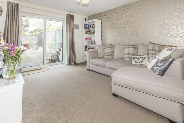 Thumbnail Terraced house for sale in Sanderling Close, Letchworth Garden City, Hertfordshire, England
