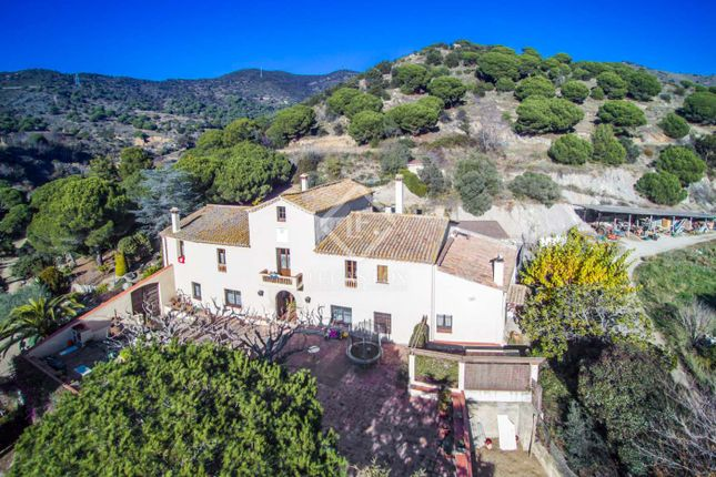 Thumbnail Country house for sale in Spain, Barcelona North Coast (Maresme), Tiana / Mas Ram, Mrs8912
