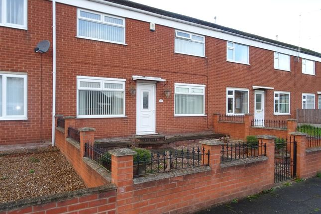 Thumbnail Terraced house to rent in Monmouth Road, Worksop