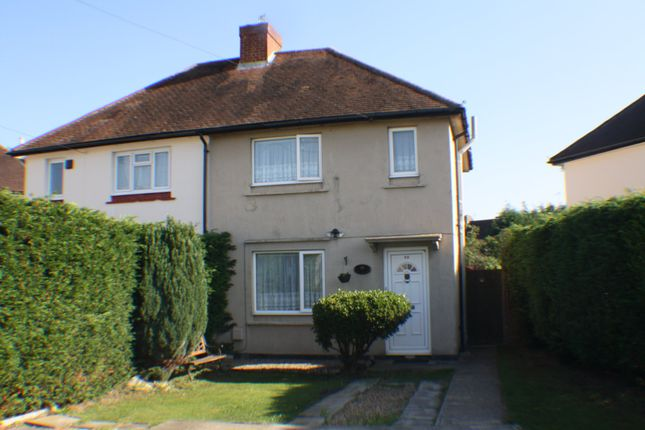Thumbnail Semi-detached house to rent in Moreland Avenue, Colnbrook, Slough