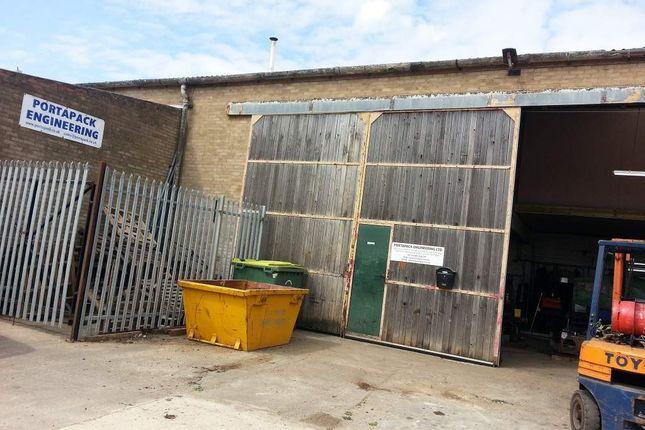 Thumbnail Retail premises for sale in Bridge Road Industrial, London Road, Long Sutton, Spalding