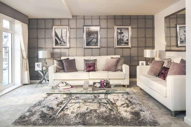 """Thumbnail Semi-detached house for sale in """"Colnbrook"""" at Langley Road, Langley, Slough"""