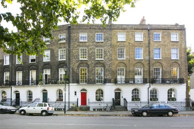 Thumbnail Maisonette for sale in Myddelton Square, Clerkenwell