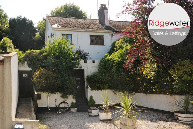 Thumbnail Cottage to rent in Stoke Road, Stokeinteignhead, Newton Abbot