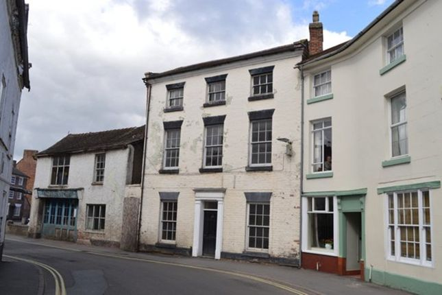4 bed flat for sale in High Street, Wem, Shrewsbury SY4