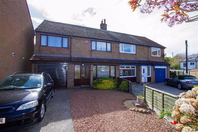 4 bed semi-detached house for sale in Ladywell Road, Tweedmouth, Berwick Upon Tweed TD15