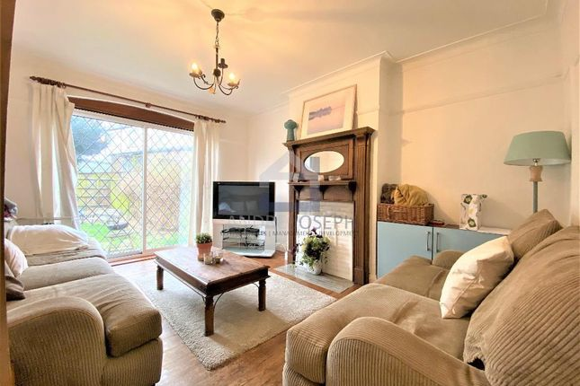 Thumbnail Semi-detached house to rent in Upper Tooting Park, Tooting Bec, London