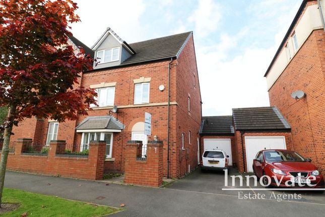 Thumbnail Semi-detached house for sale in Barrett Street, Edgbaston, Birmingham