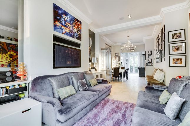 Reception/Dining of Lancaster Road, Notting Hill, London W11