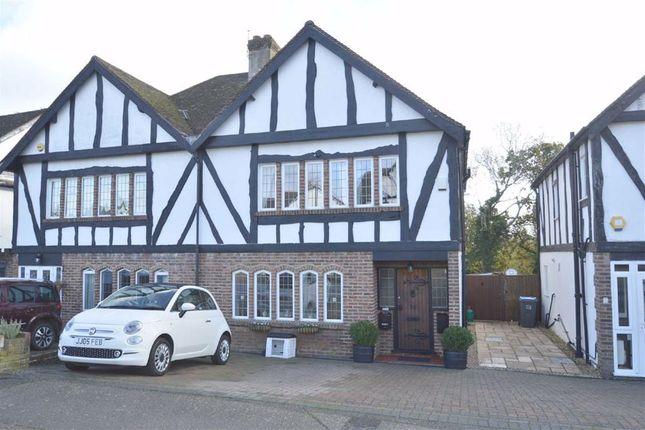 Thumbnail Semi-detached house for sale in Court Avenue, Coulsdon, Surrey