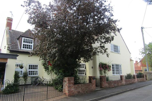 Thumbnail Detached house for sale in Weldon Road, Hemswell, Gainsborough