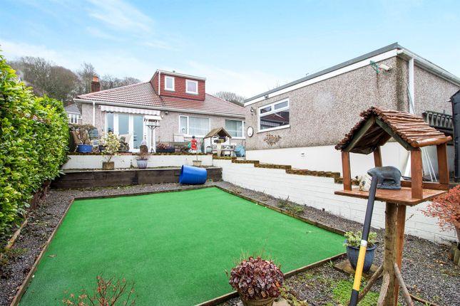 Thumbnail Detached bungalow for sale in Dunstable Road, Newport