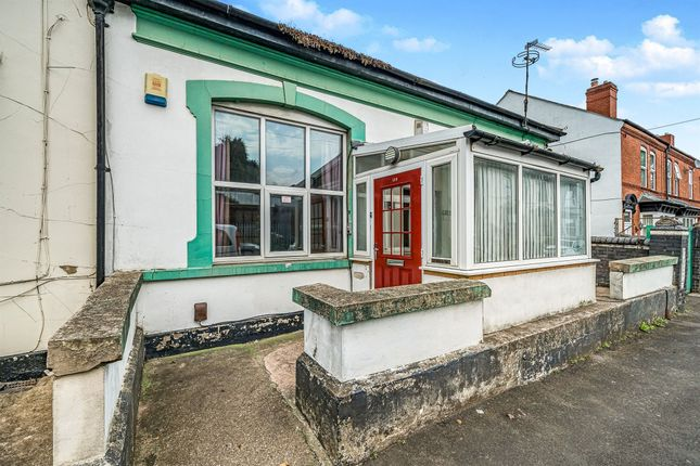 Thumbnail 1 bed semi-detached bungalow for sale in Firs Street, Dudley