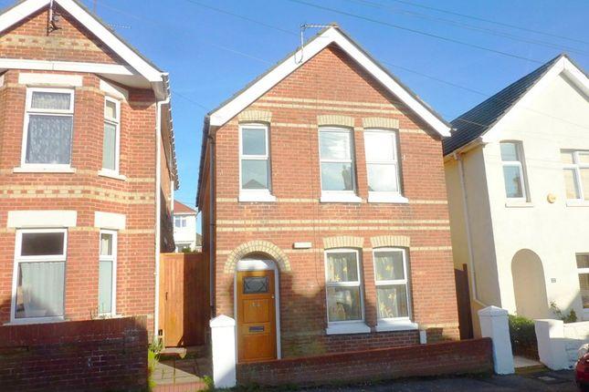 Thumbnail Detached house for sale in Parkstone, Poole, Dorset