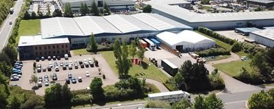 Thumbnail Light industrial for sale in Kramp Warehouse, Pegasus Way, Stratton Business Park, Biggleswade, Bedfordshire