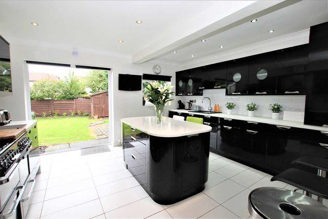 Thumbnail Semi-detached house for sale in Parkwood Drive, Over Hulton, Bolton