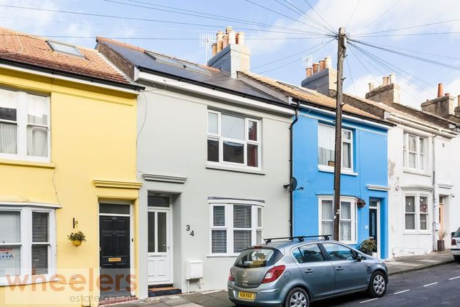 3 bed terraced house for sale in Bute Street, Bakers Bottom, Brighton
