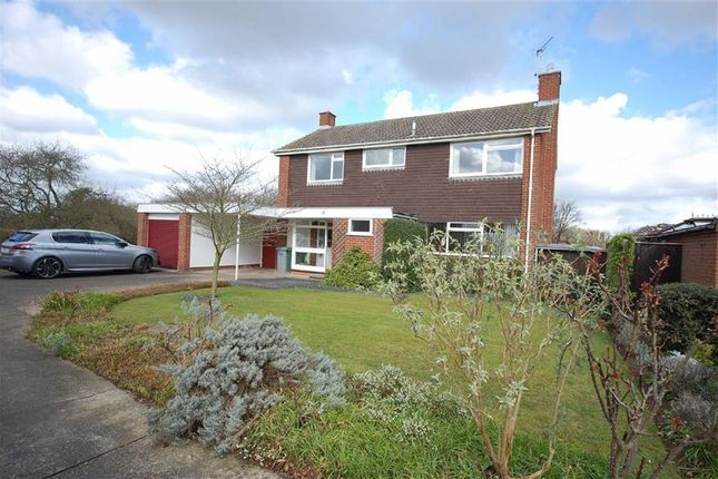 Thumbnail Detached house for sale in Orchard Close, Southwell, Nottinghamshire