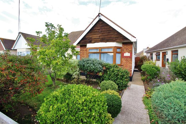 Thumbnail Semi-detached bungalow for sale in Point Road, Canvey Island