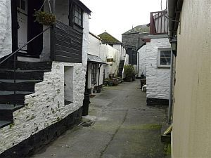 Thumbnail Flat to rent in The Bay, Looe