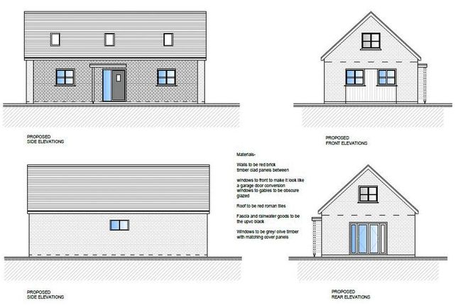Land for sale in Building Plot, Cam, Dursley