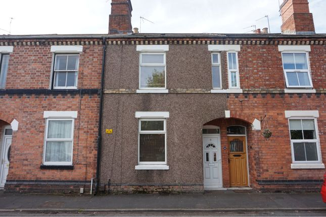 Front View of Bellasis Street, Stafford ST16