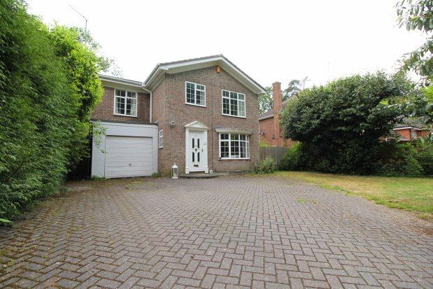 Thumbnail Property to rent in Prior End, Camberley