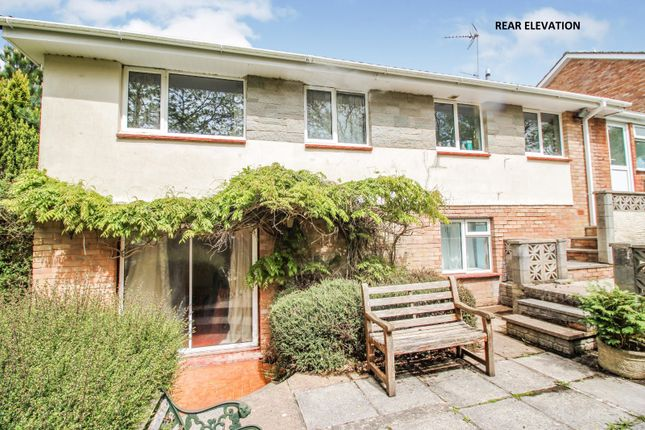 Thumbnail Bungalow for sale in Score View, Ilfracombe