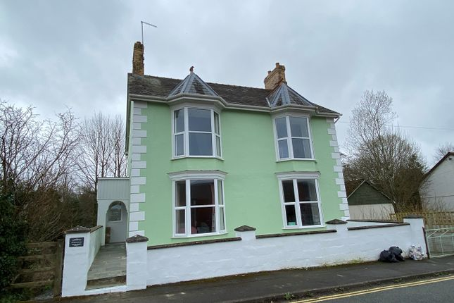 9 bed detached house for sale in Station Terrace, Lampeter SA48