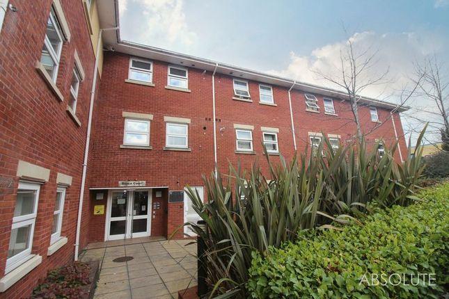 Thumbnail Flat to rent in Newton Road, Torquay