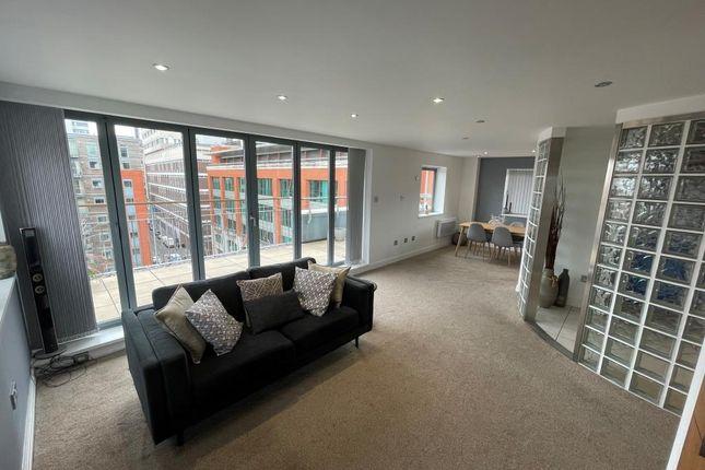 Thumbnail Flat to rent in Penthouse, Islington Gates, Fleet Street