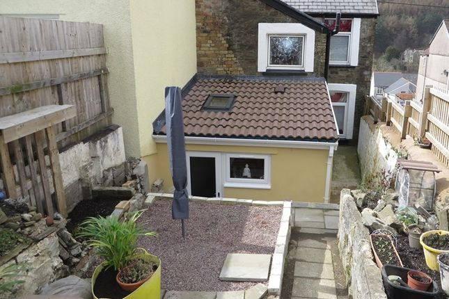 Thumbnail End terrace house for sale in Gladstone Street, Abertillery