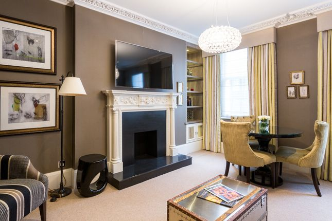 Thumbnail Flat to rent in Half Moon Street, London