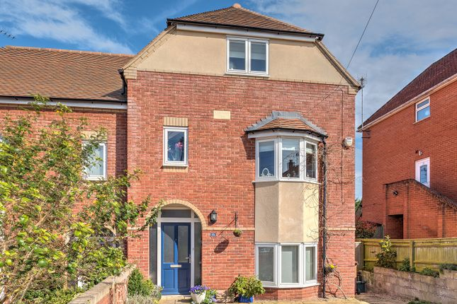 Thumbnail Semi-detached house for sale in Cromwell Rd, Henley-On-Thames