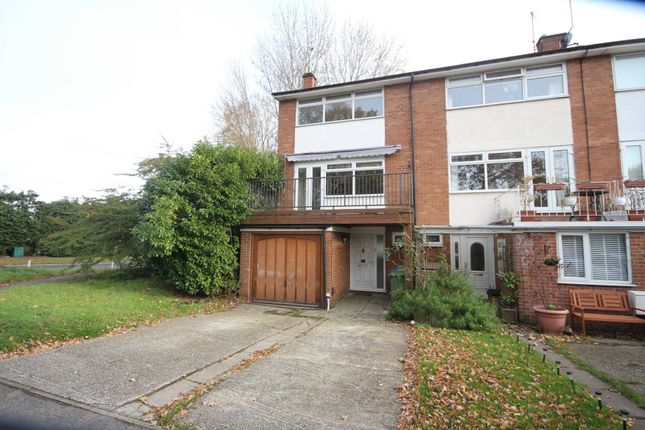 Thumbnail End terrace house to rent in Rokeby Close, Bracknell