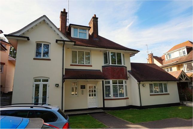 Thumbnail Flat for sale in Knyveton Road, Bournemouth